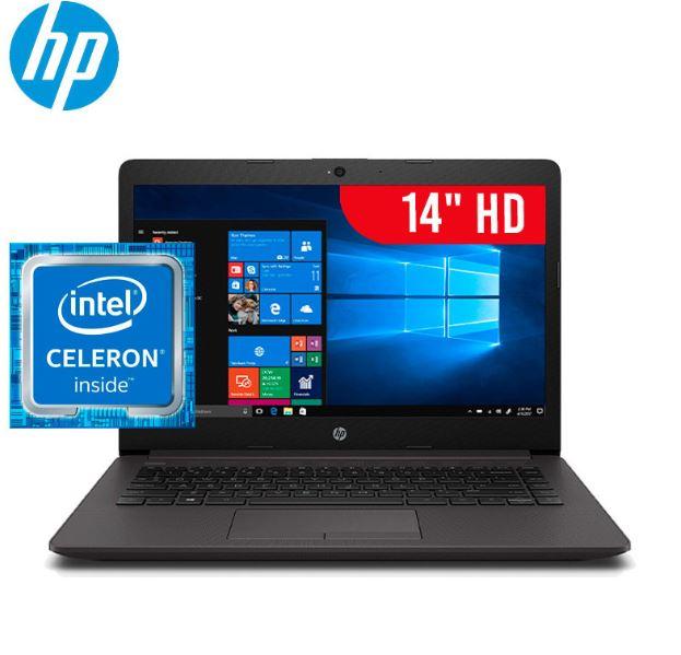 """LAPTOP HP 240 G7 14"""" CELERON N4000 - 4GB - 500GB - FREE (cat: LAPTOP marca: HP)"""