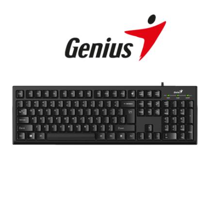 TECLADO GENIUS / MOD. SMART KB-100 / NEGRO