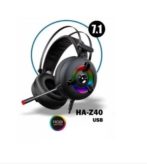 GAMING HEADSET (HA-Z40)