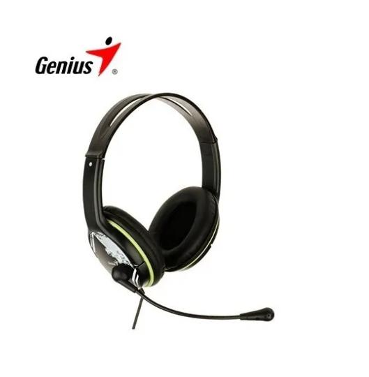 Audifono C/ Microfono Genius Mod Hs-400a